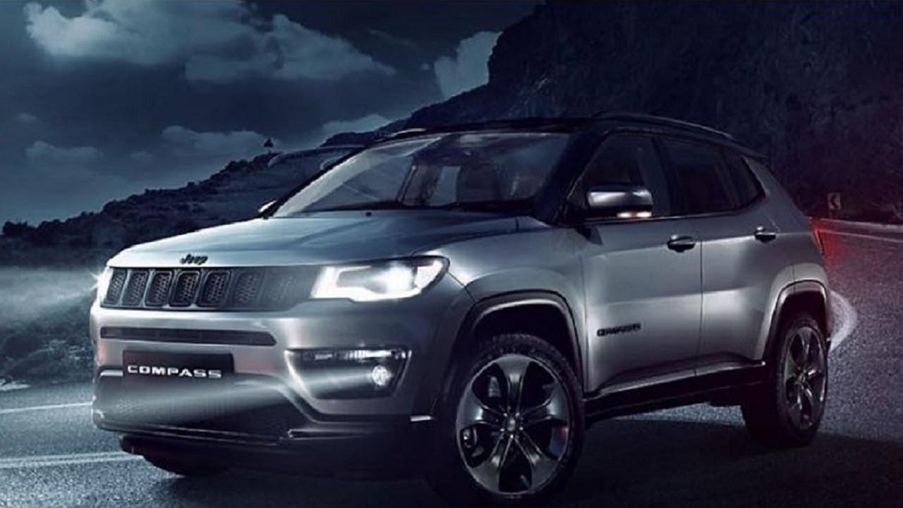 Jeep Compass Night Eagle Edition Launched All Details