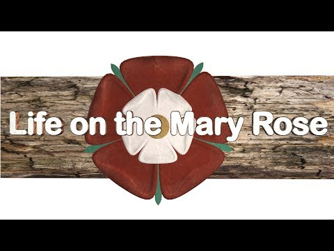 Mary Rose Live - Life on the Mary Rose - Team Blue