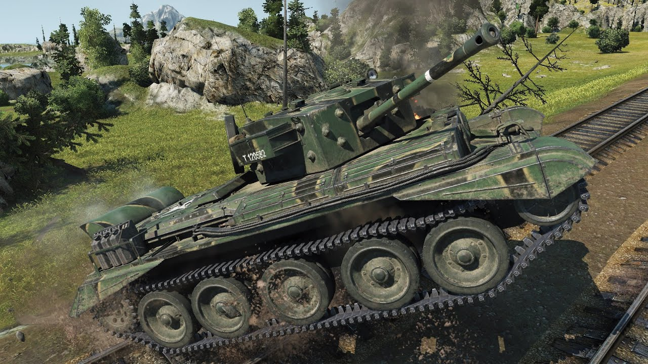 Cromwell - World of Tanks Game Guide