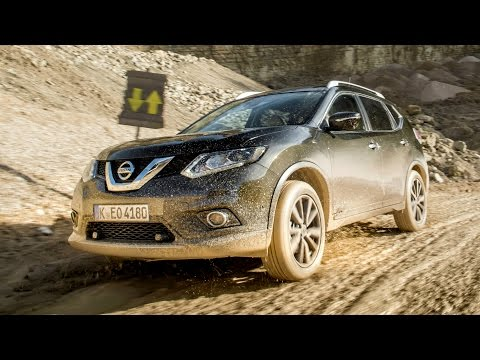 2017 Nissan X-Trail 2.0 Diesel - Off-roading and Design