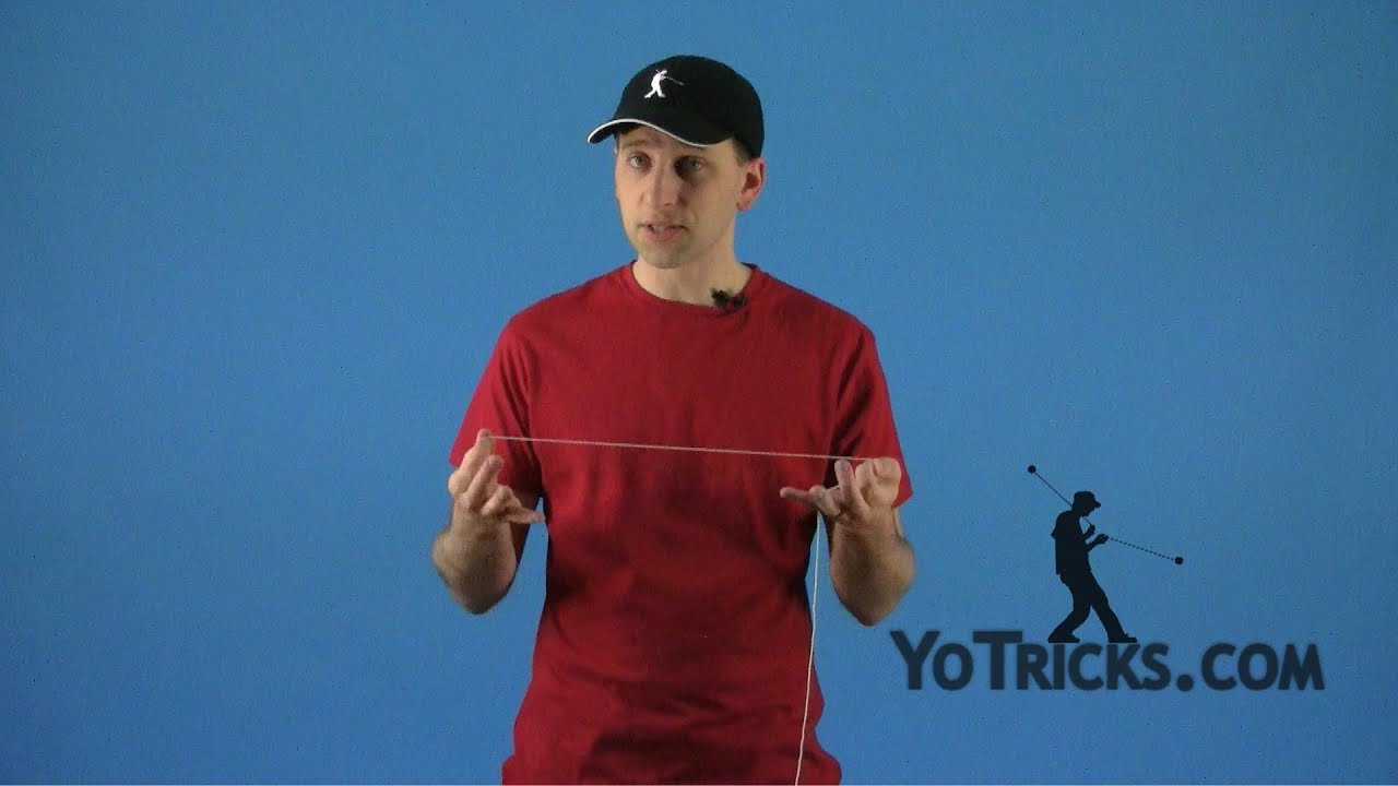 Learn about different types of yoyo string youtube learn about different types of yoyo string malvernweather Images