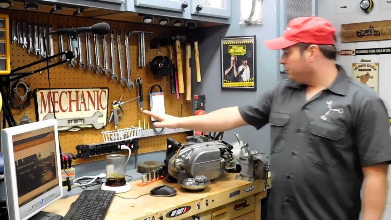 Garage Shop Tour 2016 Youtube