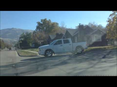 Short Drive: Centerville to Bountiful, Utah; house after house