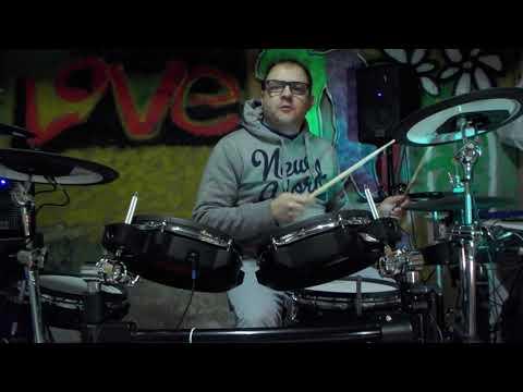 2 ritmi semplici per imparare a suonare la batteria