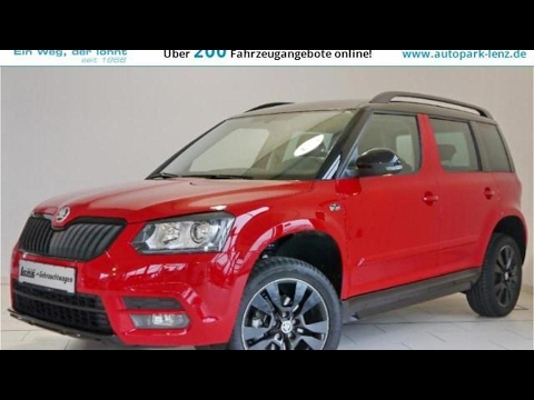 skoda yeti monte carlo 1 4l tsi 92 kw anh ngerkupplung. Black Bedroom Furniture Sets. Home Design Ideas