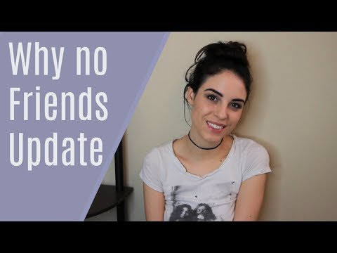 """""""Why I Have No Friends"""" UPDATE & RESPONSE"""