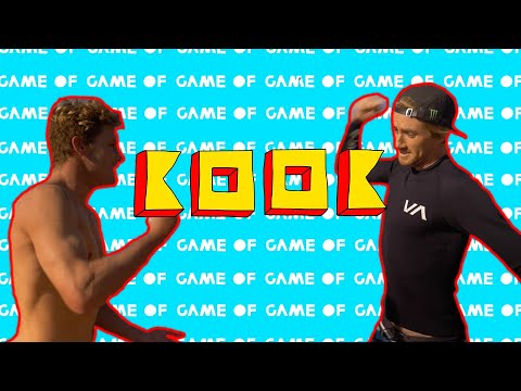 Shane Sykes and Beyrick De Vries Turn a Classic Game of H.O.R.S.E. Into Surfing's 'K.O.O.K.'