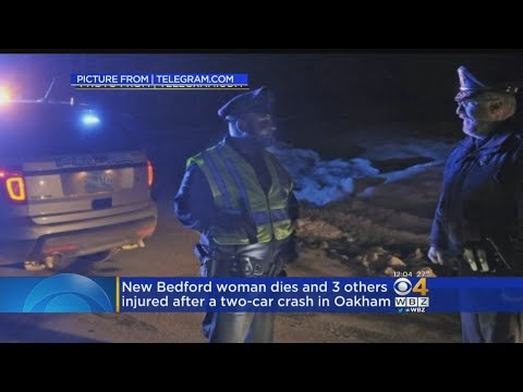 Woman Killed, 3 Hurt In Head-On Crash On Thanksgiving - YouTube