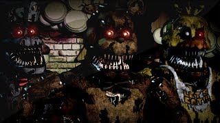 TODOS LOS ANIMATRONICOS ME ESTAN OBSERVANDO | SPOOKY FNAF ( FIVE NIGHTS AT FREDDY'S )