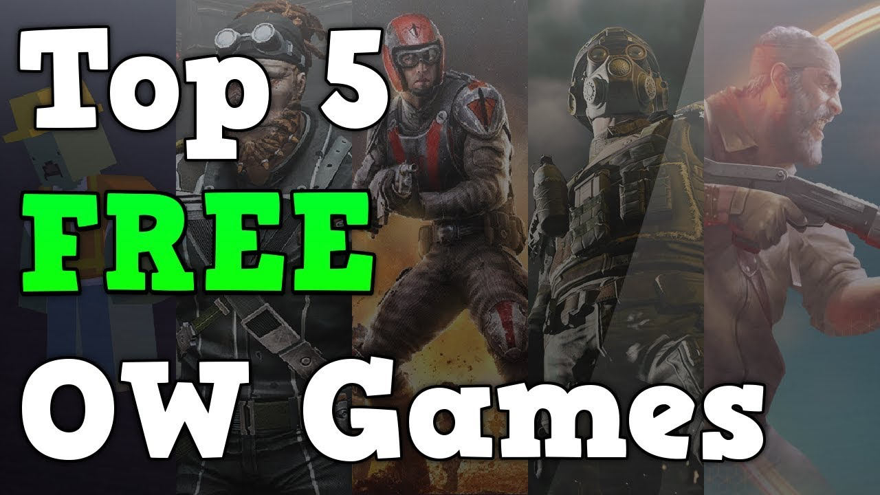 Top 5 Free Open World Games For Pc 2017 Youtube