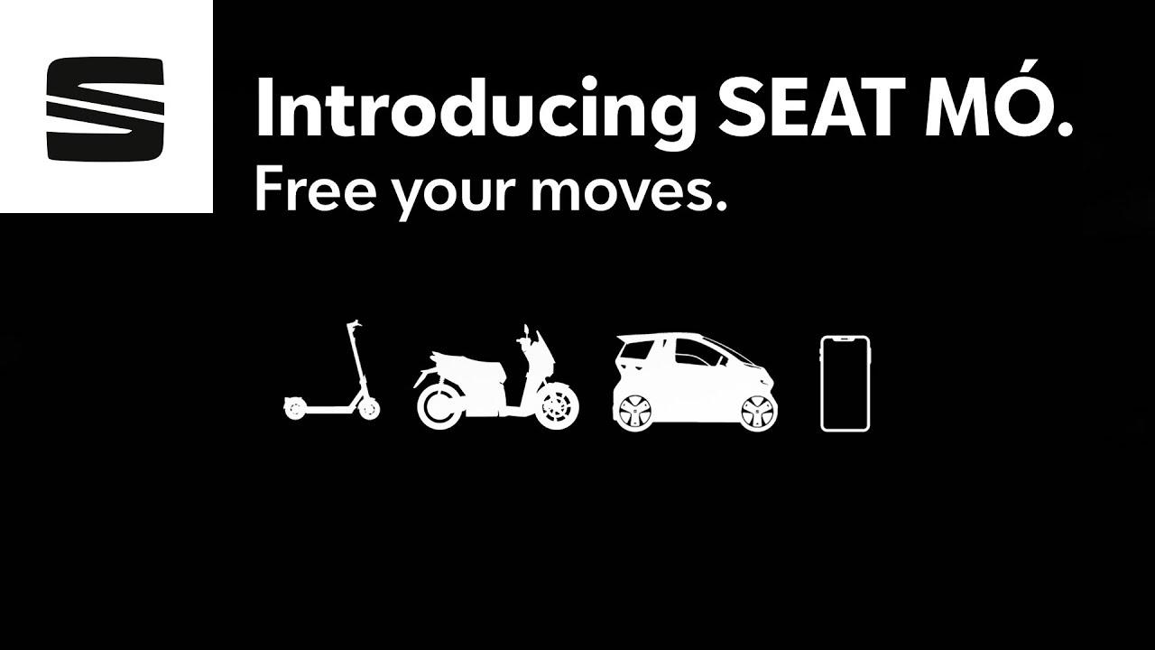 Introducing SEAT MÓ | SEAT