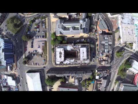 Luton Aerial Video