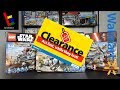 CRAZY LEGO CLEARANCE AT WALMART!