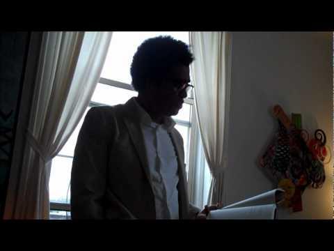 Thomas Sayers Ellis at the Harlem Arts Salon