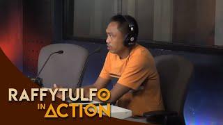 Bugok na PO3 tineketan ang walang salang taxi driver dahil sa sumbong ng pulpol na taga-munisipyo.