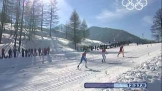 Cross Country Skiing - Men