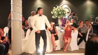 Haka - Homenagem no Casamento