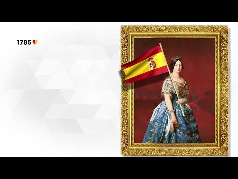 1785 - Descubre El Origen De La Bandera De España