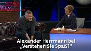 """Türchen Nr. 4 – Alexander Herrmann bei """"Verstehen Sie Spaß?"""""""