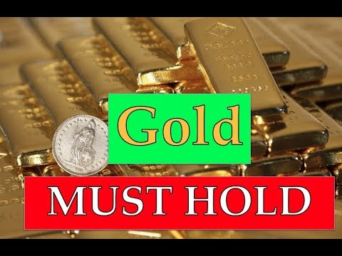 Gold & Silver Price Update - June 27, 2018 + Gold Must Hold Level