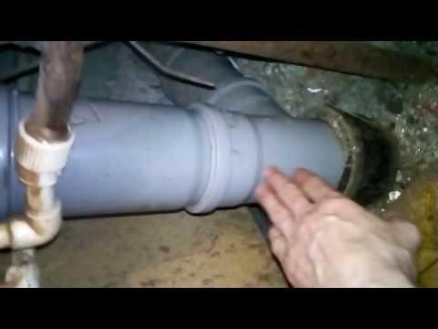 Как разблокировать канализацию самостоятельно