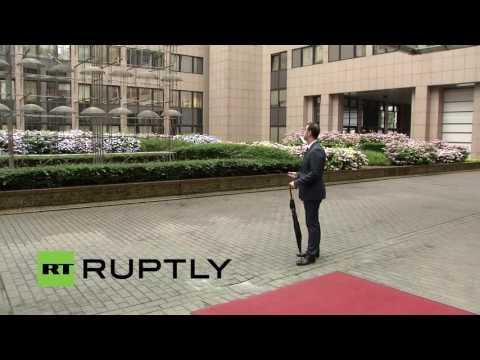 LIVE: EU-Turkey visa-free travel talks held in Brussels