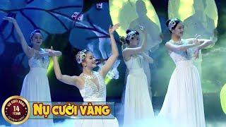 Múa Vọng Nguyệt - Vũ đoàn Emmy | Gala Ngôi Sao Sân Khấu Việt Nam 2019