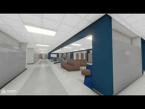 Virtual Video Tour of Westlane Middle School Renovations