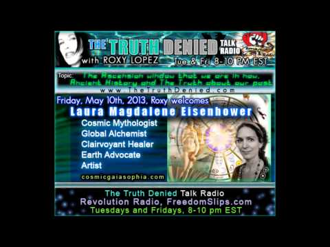 Laura Magdalene Eisenhower: Changing the world one Matrix at a time!