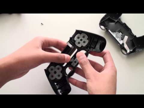 FIX Broken Dualshock 4 Touch Pad - How to