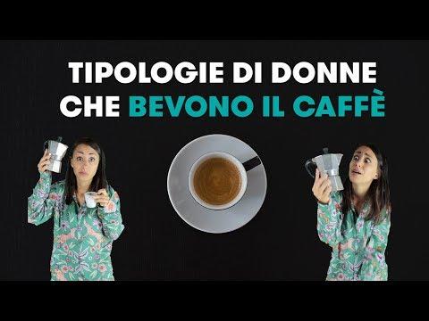 CAFFÈ: come lo bevono le donne?