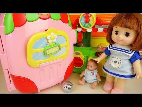 Baby doll cart car play house toys baby doli play