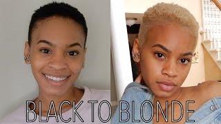 Detailed DIY Hair Bleaching Routine