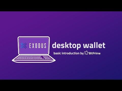 exodus desktop cryptocurrency wallet