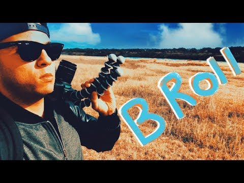 HOW TO SHOOT EPIC B ROLL | 50MM 1.8 B Roll | Why do you need B Roll? B Roll is important