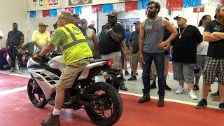 Why buying bikes at the auction can be a BAD idea