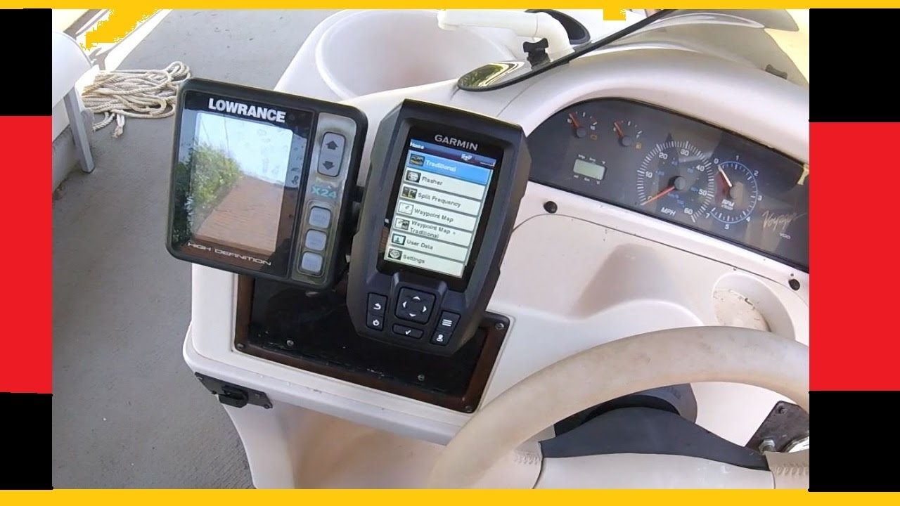 Pwalpars Resurrect Boat Series Garmin GPS Installer Man