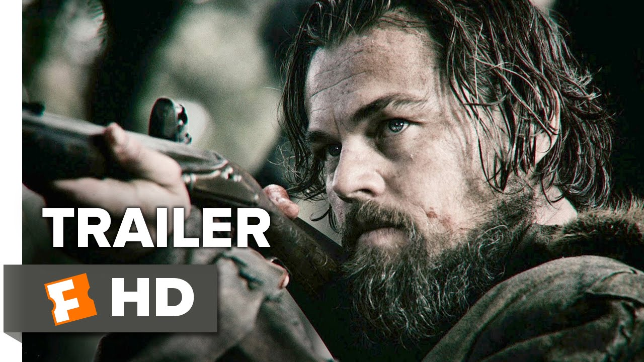 The Revenant Official Teaser Trailer #1 (2015) - Leonardo ... Leonardo Dicaprio Movies
