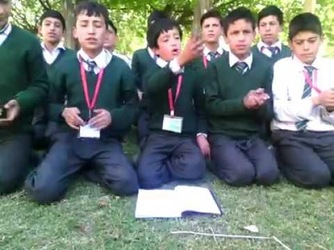 funny qawali on child educaton in balti