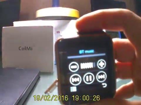 Smart Watch GT08 Clock Sync Notifier 15