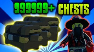 LEGO Worlds BEST METHOD TO GET LOTS OF ITEM CHESTS