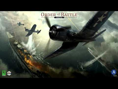 Order of Battle: Pacific Soundtrack - Arsenal of Democracy
