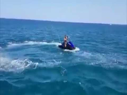 Andy Woods - EXPLOSION: Jet Ski With Man & Son On Board