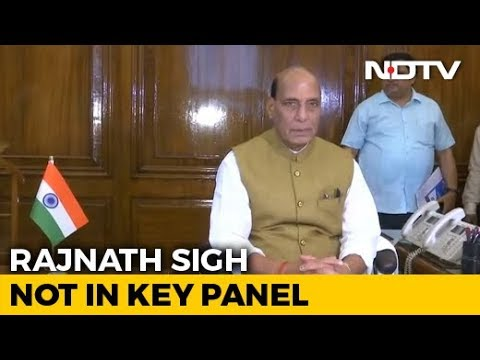 Rajnath Singh Not In Key Cabinet Panel In Big Revamp, Amit Shah In All 8