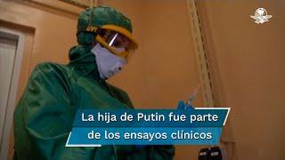 """El presidente ruso Vladimir Putin asegura que su país desarrolló la """"primera"""" vacuna contra el coronavirus, que otorga una """"inmunidad duradera""""; será distribuida el 1 de enero de 2021"""