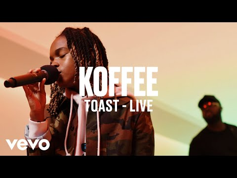 Koffee - Toast  - Vevo DSCVR