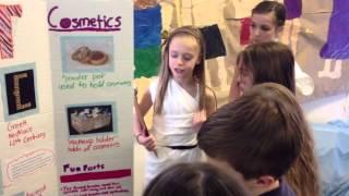 Fifth Grade: Greek Fair & Project Based Learning