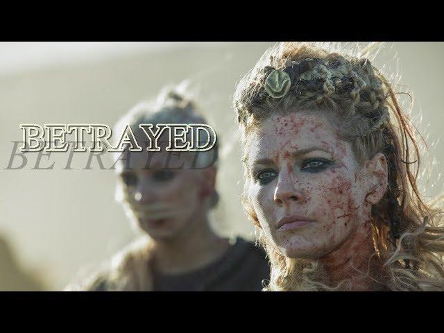 (Vikings) Lagertha || Betrayed