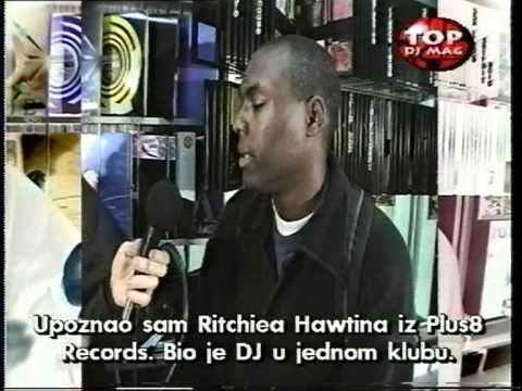 Kenny Larkin @ TOP DJ MAG (1997) Pt.1