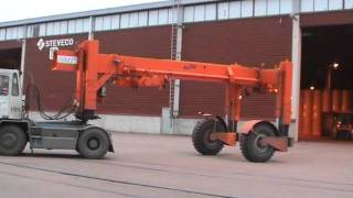 Meclift Container Mover ML35CM.VOB